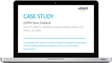 IQ Office OSPRI Case Study