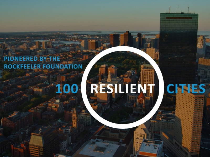 Emergency preparedness for cities around the world continues to go from strength to strength as Intermedix partners with 100 Resilient Cities.